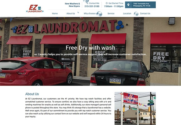 EZ Laundromat
