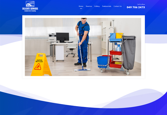 Delicate Services Commercial Cleaning